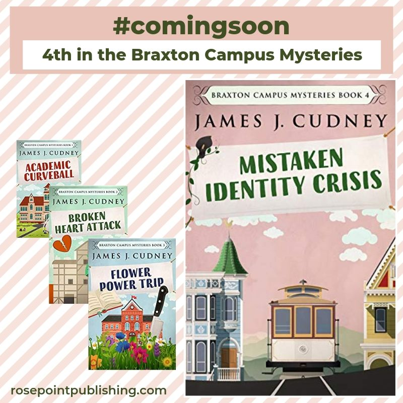 #comingsoon - Braxton Campus Mystery #4