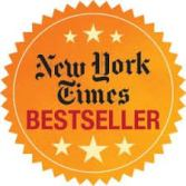 New York Times Bestseller badge