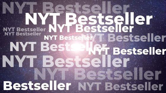 NYT Bestseller banner