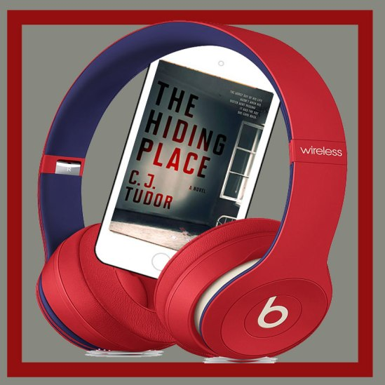 audiobook-The Hiding Place