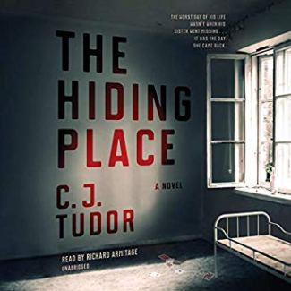Audible - The Hiding Place