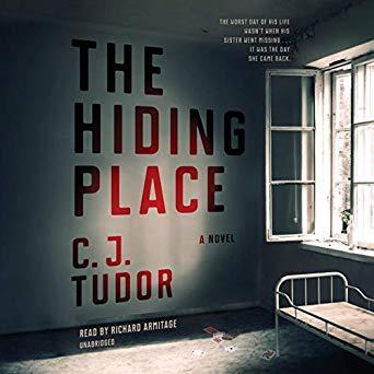 Audible - The Hiding Place
