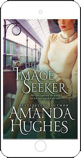 The Image Seeker by Amanda Hughes
