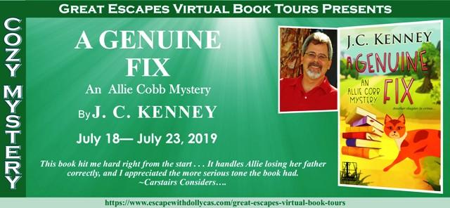 A Genuine Fix by J C Kenney
