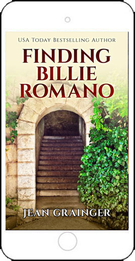 Finding Billie Romano by Jean Grainger