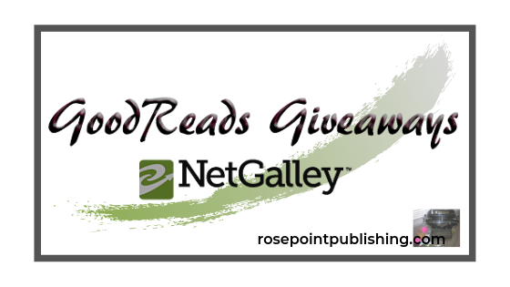 Goodreads Giveaways - NetGalley