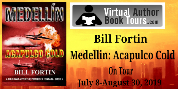 Book Tour-Medellin Acapulco Cold