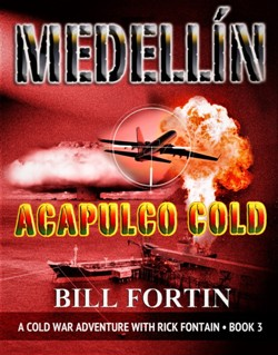 Medellin Acapulco Cold by Bill Fortin