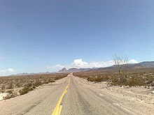 Route_66_to oatman AZ
