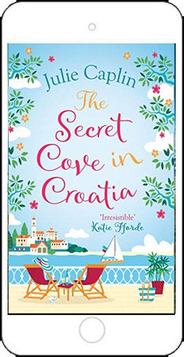 The Secret Cove of Croatia by Julie Caplin