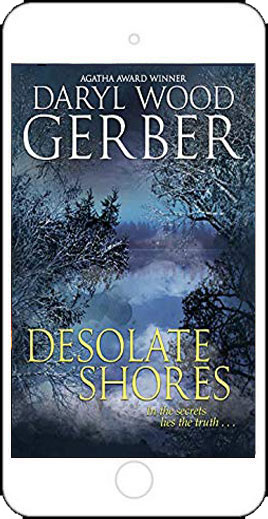 Desolate Shores by Daryl Wood Gerber
