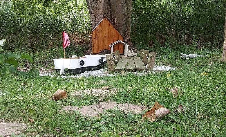 Fairy-Swamp Garden