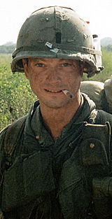 Gary Sinise as Lt. Dan in Forest Gump