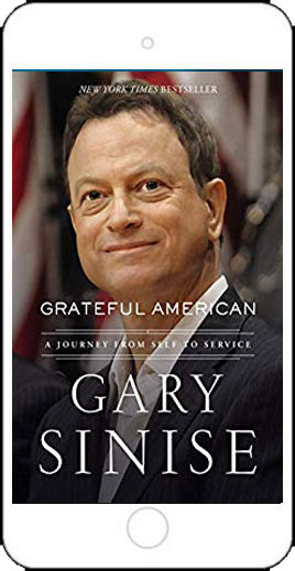Grateful American: A Journey from Self to Service by Gary Sinise