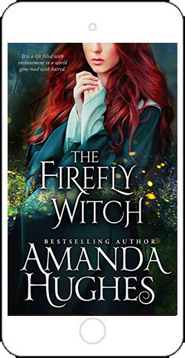The Firefly Witch by Amanda Hughes
