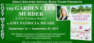 The Garden Club Murder