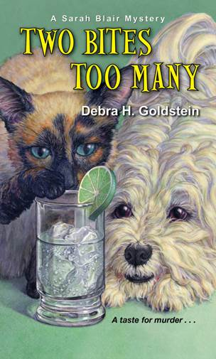 Two Bites Too Many by Debra H Goldstein