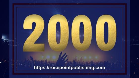 2000+ Followers!