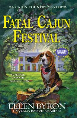 Fatal Cajun Festival by Ellen Byron
