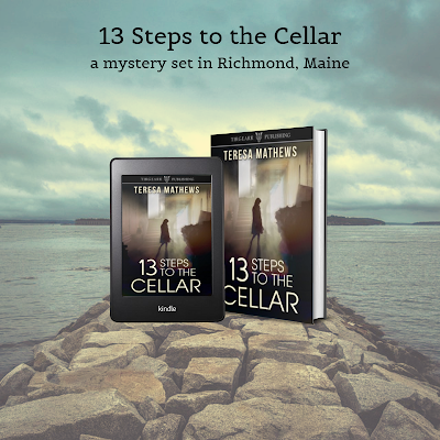 13 Steps to the Cellar by Teresa Mathews