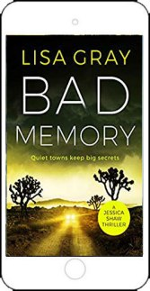 Bad Memory by Lisa Gray