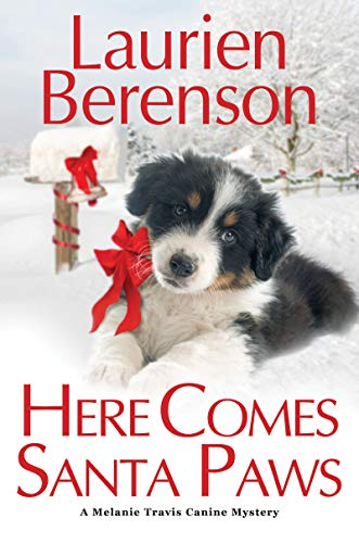 Here Comes Santa Paws by Laurien Berenson