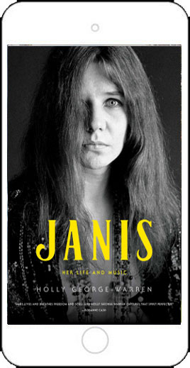 Janis: Her Life and Music by Jolly George-Warren