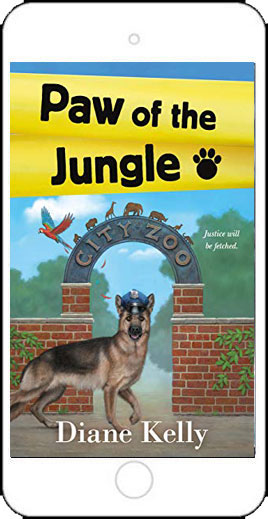 Paw of the Jungle by Diane Kelly
