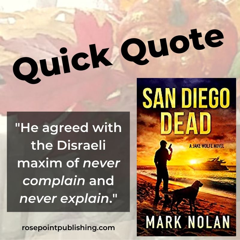 Quick Quote - San Diego Dead