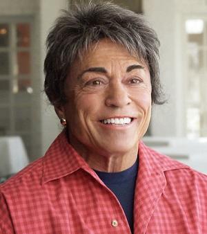 Rita Mae Brown - author