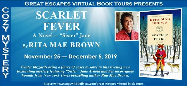 Scarlet Fever by Rita Mae Brown
