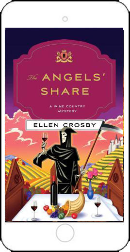 The Angels' Share by Ellen Crosby