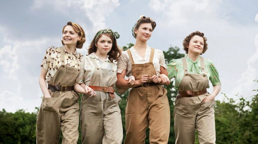 The Land Girls - Netflix