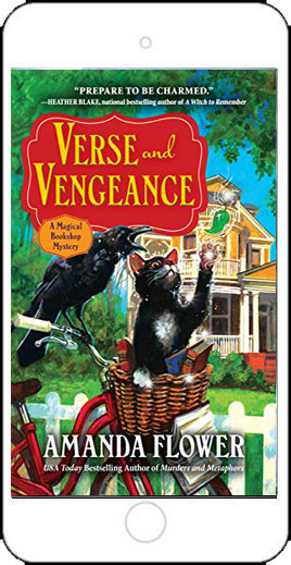 Verse and Vengeance by Amanda Flower