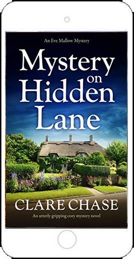 Mystery on Hidden Lane by Clare Chase
