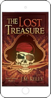 The Lost Treasure by J M Kelly