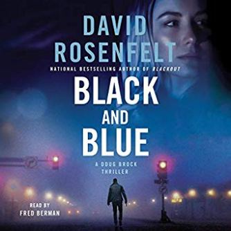 Black and Blue by David Rosenfelt