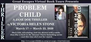 Problem Child-Blog Tour Banner