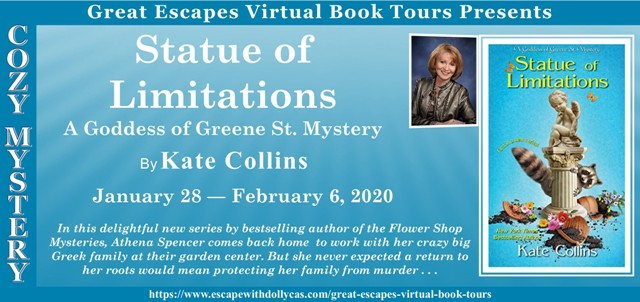 Statue of Limitations by Kate Collins