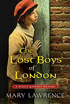 The Lost Boys of London by Mary Lawrence