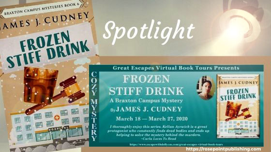 Spotlight - Frozen Stiff Drink by James J Cudney