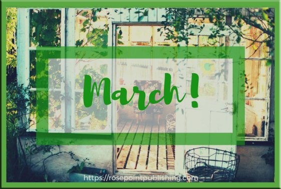 March and Reading Ireland Month