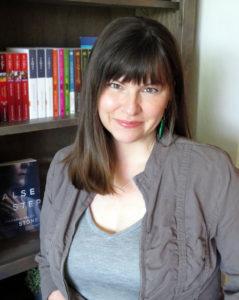 Victoria Helen Stone - author