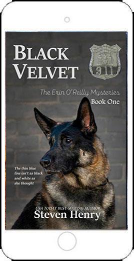 Black Velvet by Steven Henry