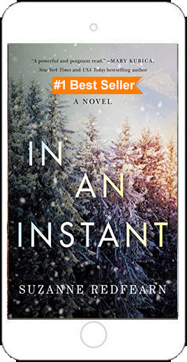 In An Instant by Suzanne Redfearn