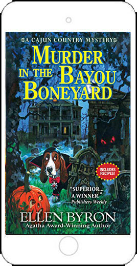 Murder in the Bayou Boneyard by Ellen Byron