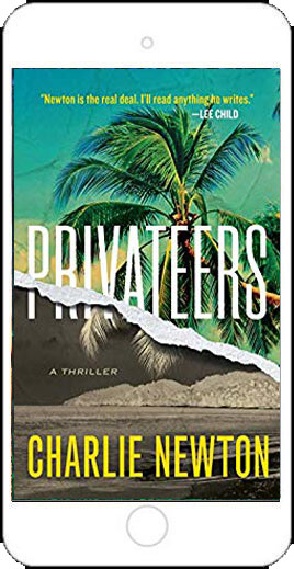 Privateers by Charlie Newton
