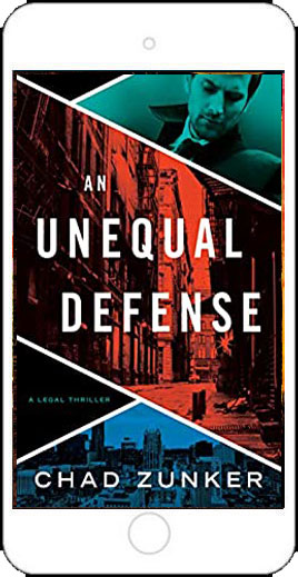 An Unequal Defense by Chad Zunker