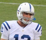 Andrew Luck - retired Colts quarter-back