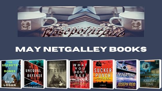 May NetGalley Books